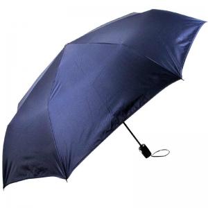 天堂伞 超大自收自开 全自动黑胶晴雨商务两用伞32303E