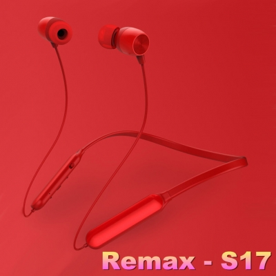 REMAX 蓝牙休闲耳机 RB-S17【不包邮!】