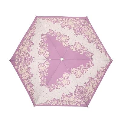 韩美定制 晴雨伞浪漫玫瑰(粉色)【不包邮】