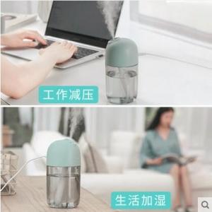 REMAX 萌嘴桌面加湿器RL-HM05【不包邮】