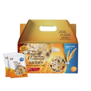 良泡 水果燕麦片(礼盒装)