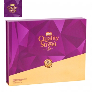 雀巢 凯利恬巧克力22粒混合装礼盒