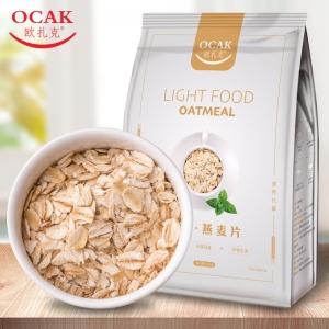 欧扎克 轻食燕麦片600g*2
