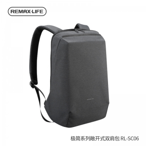 REMAXLIFE 极简系列敞开式双肩包RL-SC06【不包邮】