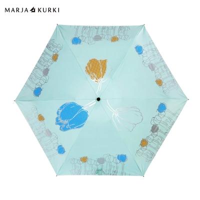 韩美定制 晴雨伞永恒的爱(蓝色)【不包邮!】