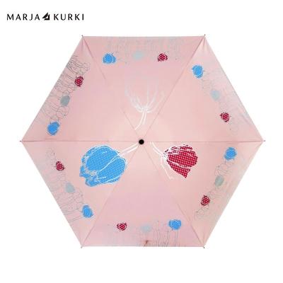 韩美定制 晴雨伞永恒的爱(粉色)【不包邮!】