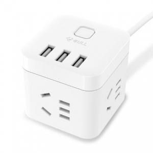 公牛 魔方智能USB插座1.5米U303U【不包邮!】