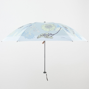 韩美定制 晴雨伞花丛中(蓝色)【不包邮!】