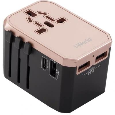 MOMAX 1-World 精英全球旅行充电插座【全国包邮】
