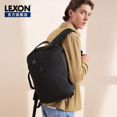 LEXON OBLO系列单层双肩14寸背包LNE2702N20C【不包邮】