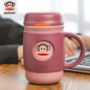 大嘴猴 带手柄保温杯PFD005-480【不包邮】